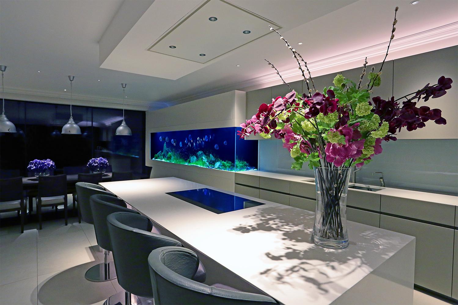 Beau Aquarium Architecture
